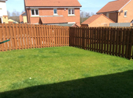 Decking Before - Ayrshire