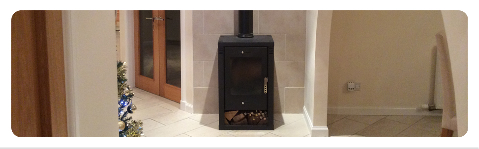 Wood Burning Stoves - J & S Builders & Joiners - Ayrshire